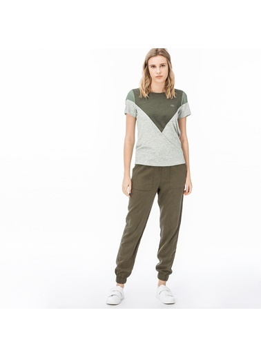 Lacoste Kadın  Pantolon HF0907.07Y Yeşil